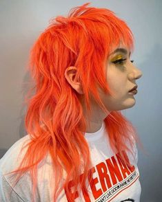 Best Picture For edgy hair boy For Your Taste You are looking for something, and it is going to tell Mullet Haircut, Mullet Hairstyle, My Hairstyle, Cool Hairstyles, Formal Hairstyles, Chica Skinhead, Hair Inspiration, Hair Inspo, Hair Reference