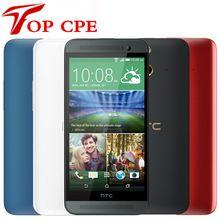 "Original PARA HTC Uno E8 Moble Teléfono Solo sim Quad-core RAM 2 GB ROM 16 GB 5.0 ""pantalla WIFI GPS de la Cámara 13MP teléfono celular Reacondicionado"
