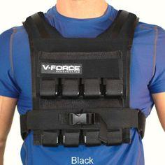 40 Lb V-Force Basketball Weight Vest