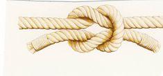 Le noeud, moyen de maintenir et lier des choses ensembles