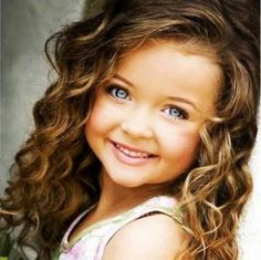 babies with curly hair and green eyes - Google Search