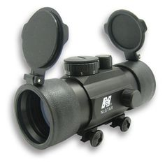 1x45 T-Style Red Dot Sight - 618098, Red Dot Scope at Sportsman's Guide