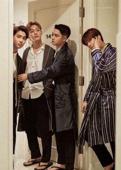 your source for official, high-resolution photos of sm entertainment's boy group, exo! Exo Ot12, Kaisoo, Chanbaek, Chen, 5 Years With Exo, Exo Lockscreen, Kpop Couples, Baekhyun Chanyeol, Do Kyung Soo