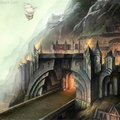 1000 images about fantasy architecture on pinterest for Final fantasy 8 architecture