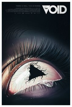 These Posters for Indie Horror Film The Void Are Video Store-Ready, If That Was Still a Thing