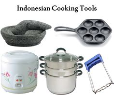 Indonesian Ingredients Glossary - What you need to cook Indonesian dishes – Daily Cooking Quest
