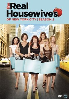 Real Housewives Of New York, Season 2