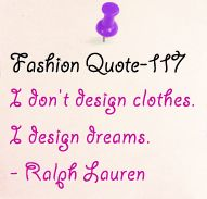 Fashion Quote No. 117