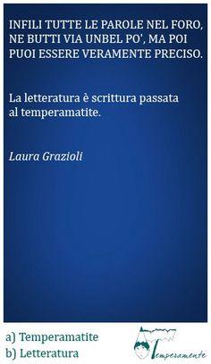letteratura temperamatite