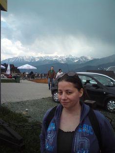 góry ośnieżone, nic więcej mi do szczęścia nie brakuje :) mam dobry dzień