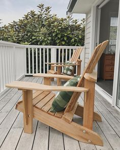No more lounging around on deck chairs, we ready to kick off another busy month! Deck Chairs, Outdoor Chairs, Outdoor Furniture, Outdoor Decor, And Just Like That, Home Staging, Home Fashion, Lounge, Real Estate