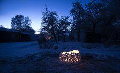 Kreativ mit Schnee | Das Schneckenhaus - Blog übers Nähen, Kochen, Dekorieren, DIY