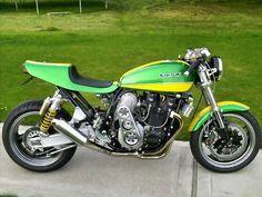 Supercharged Kawasaki