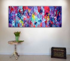 Buy Warm Moonlit Shore - 150x60x2 cm - Big Painting XXXL - Large Abstract, Supersized Painting - Ready to Hang, Hotel Wall Decor, Acrylic painting by Soos Tiberiu on Artfinder. Discover thousands of other original paintings, prints, sculptures and photography from independent artists.