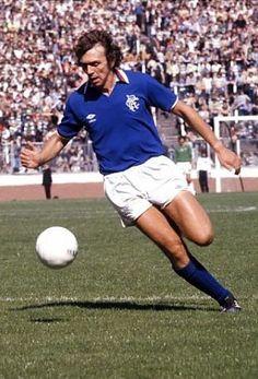 Alex Miller Rangers 1979