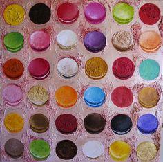 """""""Macarons"""" by Chris Chun"""