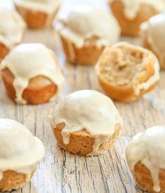 Baileys Coffee Donut Muffins | Kirbie's Cravings | A San Diego food blog