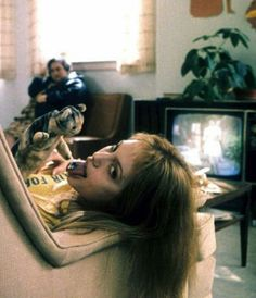 """Possibly, one of my favorite Angelina Jolie roles. She kills it in """"Girl, Interrupted""""."""