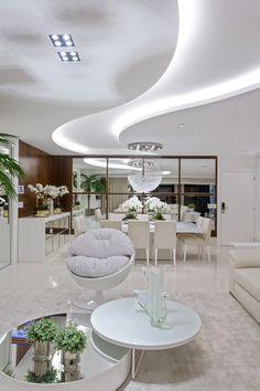 Projeto de Interiores | Apartamento São Paulo | Designer de Interiores Iara Kílaris