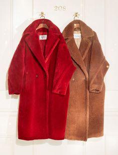 Teddy Bear Icon Coat, Max Mara