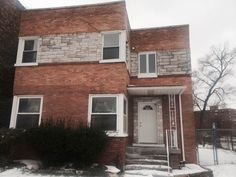 DROPPED PRICE $199,000 FOR 6508 SOUTH VERNON COMPLETELY REHABBED!