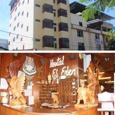Hostal El Eden www.venselvacentral.pe