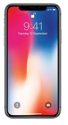 Roll over image to zoom in Apple iPhone X (Space Grey, 3GB RAM, 64GB Storage) #iphonex