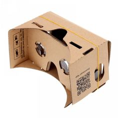 High Quality Cardboard Virtual Reality Mobile Phone Viewing Glasses for Screen Virtual Reality Glasses, Virtual Reality Headset, Augmented Reality, Motorola Droid, Google Vr, Vr Box, Iphone Price, 3d Glasses, Vr Headset
