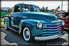 Blue Chevy Truck | by Photos By Vic