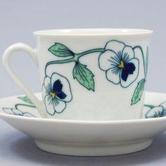 Rorstrand Sylvia コーヒーカップ
