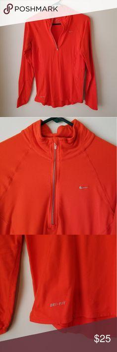 Nike Boy/'s Orange Size XL 18 20 T shirt Dry fit microfiber short sleeve Top nwt