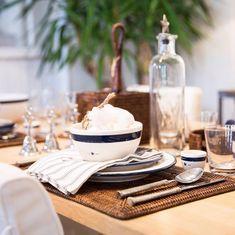 Tischlein deck dich. Das Lexington Geschirr ist in diversen Farben erhältlich.