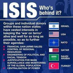 Detrás del Estado Islámico