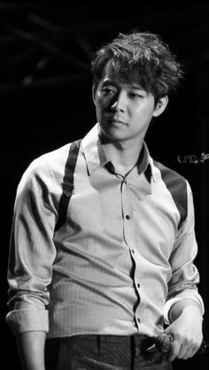 Yoochun is just So Perfect in this Shirt ❤️ JYJ Hearts