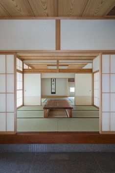 Traditional Japanese House Architecture Ideas For Interior And Exterior - JustHomeIdeas Japanese Style House, Traditional Japanese House, Japanese Interior Design, Modern Home Offices, Tatami Room, Japan Interior, Asian Home Decor, Japanese Architecture, Modern Architecture
