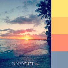 Oahu, Hawaii Colors