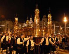 Día de la Virgen del Pilar, Zaragoza. #Pilar2012
