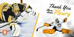 One of the best Goalies Penguins ever had!