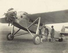 Hamilton Metalplane H-21   Photograph   Wisconsin Historical Society