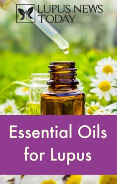 We've discovered some ways essential oils may help with lupus symptoms.