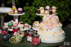 La mini gran boda vintage | Madera