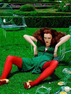 Steven Meisel, Vogue Italia.