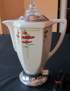 Vintage coffee pots make a great & useful collectible