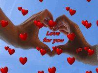 Plaatjes met tekst over liefde 5 van tekstplaatjes.US