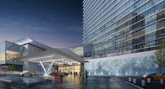 Gallery of MGM National Harbor's Luxury Gaming Resort Will Open in December - 5