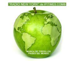 """RADIO NEW YORK"" de IPITIMES.COM®     - .. MUSICA DEL MUNDO - WORLD MUSIC - MUSIQUE DU MONDE, .. (LA RADIO ABIERTA QUE UD(S) PUEDE MANIPULAR), HOY PRESENTANDO MUSICA VARIADA (DIFERENTES PAISES, ARTISTAS, GENEROS,.. V.A.). 24 HORAS DE MUSICA SIN COMERCIALES. Entrar > http://ipitimes.com/ipim.htm"