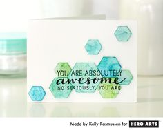 You are Absolutely Awesome by Kelly Rasmussen