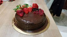 Sims Cake Shop: Chiffon de chocolate