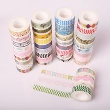 Tapes, Adhesives & Fasteners Enthusiastic 1 M Lace Tape Decoration Roll Diy Washi Decorative Sticky Paper Masking Tape Self Adhesive Tape Scrapbook Tape 5 Colors