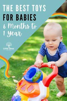 Need to buy toys for children from six months to 1 year. we picked best toy ideas for childs development of motor skills. #toysforchildren #games #childplay Bad Kids, Buy Toys, Positive Discipline, Baby Teethers, Motor Skills, Life Skills, Cool Toys, Parenting Hacks, Kids Playing